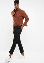 basicthread - Regular two pocket shirt