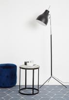 Eleven Past - Twig floor lamp