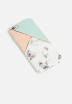 Hey Casey - Geo trio phone cover