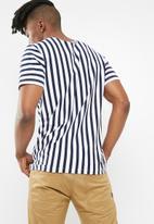 Jack & Jones - Mito short sleeve stripe tee