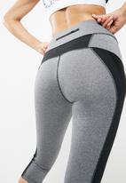 dailyfriday - Colour block capri leggings