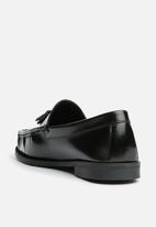 Anton Fabi - Winston tassle loafer - black