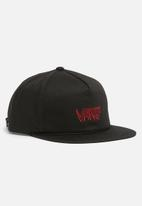 Vans - Radness unstructured cap - black