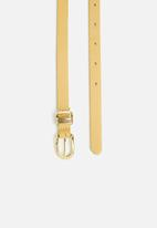 dailyfriday - Assorted belt set - 3 pack