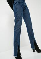 G-Star RAW - Lanc 3D high waisted straight jeans