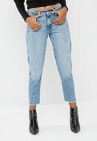 G-Star RAW - Lanc 3D high straight jeans