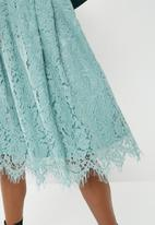 New Look - Go lace midi skirt