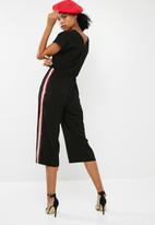 New Look - Wrap side stripe jumpsuit