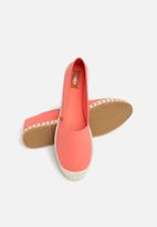ONLY - Espadrillos - pink
