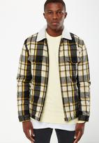 Cotton On - Wood cutter jacket
