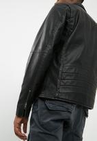 PRODUKT - Justice PU biker jacket
