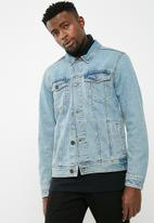 PRODUKT - Bama trucker denim jacket