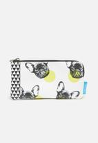 Mustard  - Dog pencil case