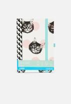 Mustard  - Cat notebook