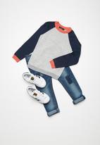 basicthread - Kids raglan knit