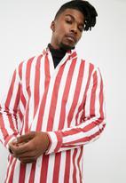New Look - Bold long sleeve stripe shirt