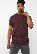 New Look - Spray wash short sleeve tee