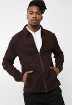 New Look - Zip through shacket