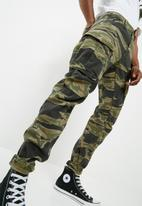 G-Star RAW - Rovic 3D straight tapered pants