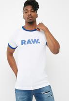 G-Star RAW - Xemoji slim tee