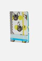 Mustard  - Dog notebook