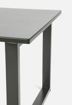 Present Time - Fushion coffee table - black