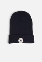 Converse - Tall knit beanie - navy
