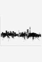 artPause - Johannesburg skyline new