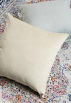 Sixth Floor - Magical cushion cover - oyster