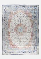 Fotakis - Option rug - colourful vintage