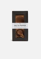 ARK Workshop - The salt & pepper