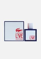 Lacoste - Lacoste Live Edt 100ml Spray (Parallel Import)