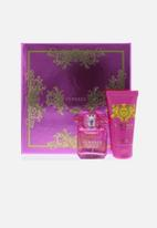 Versace - Bright Crystal Absolu Edp 30ml & Body Lotion 50ml (Parallel Import)