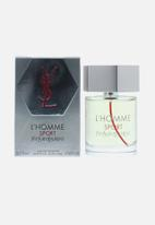 Yves Saint Laurent - Lhomme Sport Edt 100ml Spray (Parallel Import)