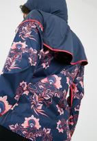 Nike - Printed floral jacket - multi