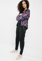 Nike - Printed floral jacket - multi