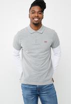 Levi's® - Housemark polo - grey