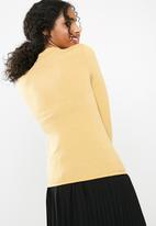 dailyfriday - Turtle neck top - 2 pack - Multi