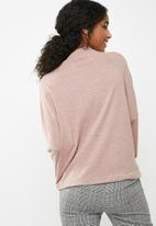 dailyfriday - Oversize knit top