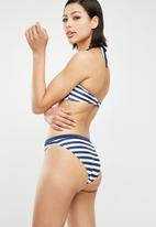 Dorina - Ambrosia bikini brief - navy & white