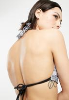 DORINA - Waikiki triangle bikini top - multi