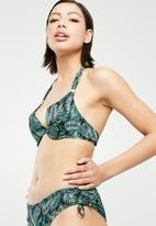 Dorina - Saint lucia push up bikini top - multi