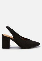 Cotton On - Davis block heel - black