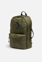Converse - 22L Converse backpack - green
