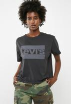 Levi's® - Graphic tee - charcoal