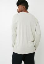 Cotton On - Tbar long sleeve - grey