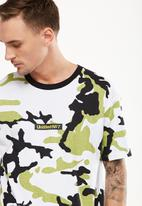 Cotton On - Downtown loose fit tee - multi