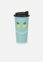 Typo - Printed travel mug