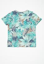 name it - Jungle top - grey