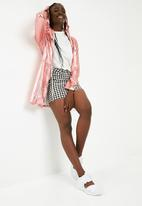 Noisy May - Cara jacket - rose gold